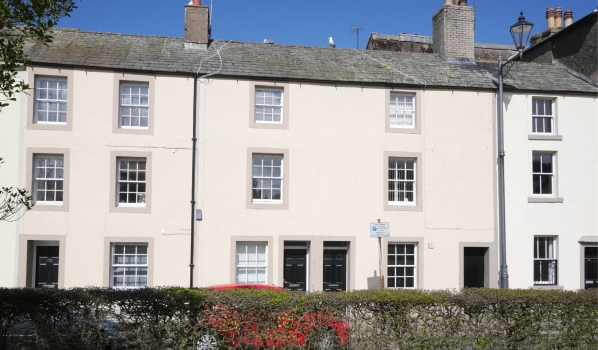 Terraced house for sale in Whitehaven.