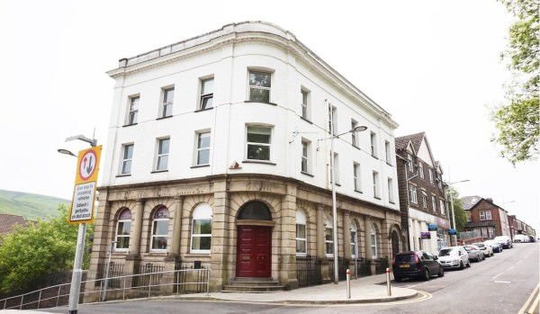 Flat for sale in Ebbw Vale.