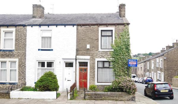 House for sale in Colne.