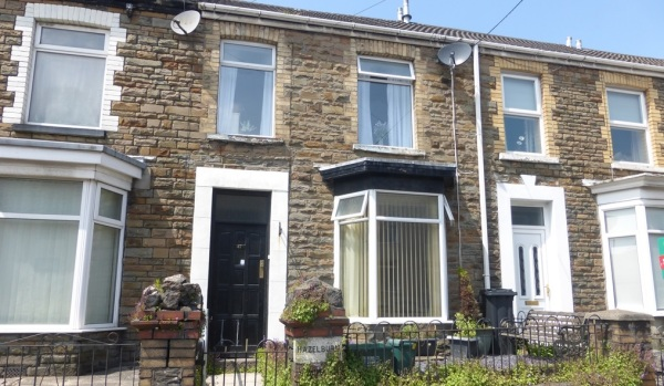Property for sale in Neath.