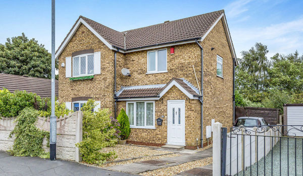 House for sale in Stoke-on-Trent.