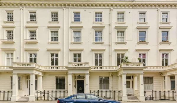 Flats for sale in Central London.