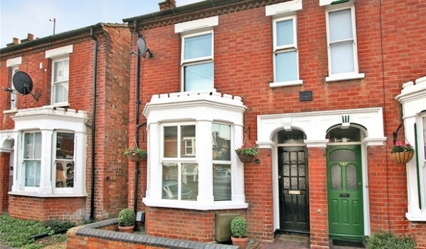 House for sale in Bedford.