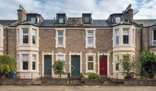 Flat for sale in Dundee.