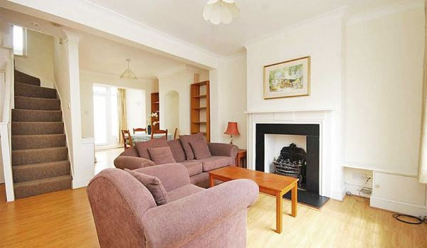 House to rent in London.