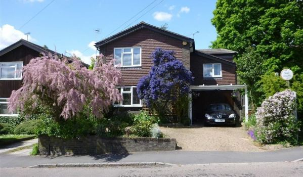Detached family home in Buckhurst Hill