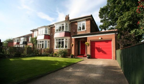 Semi-detached house in Middlesbrough