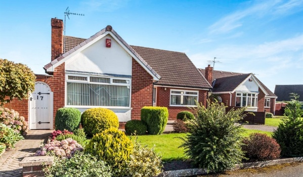 Detached bungalow in Middlesbrough