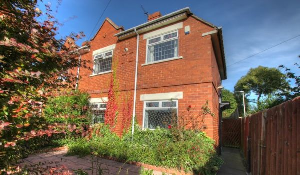 Large semi-detached house in Low Fell