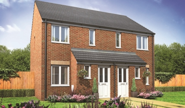 New-build for sale in Coventry.