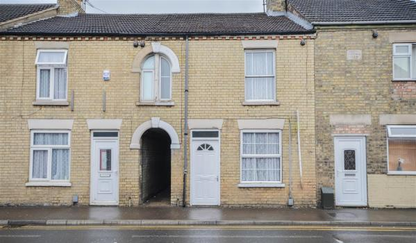 House for sale in Peterborough.