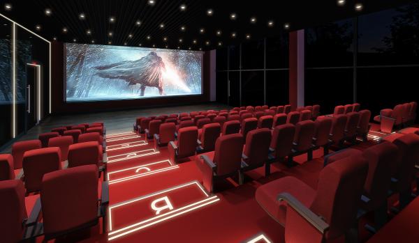 Cinema experience.