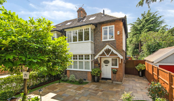 Semi-detached house in London