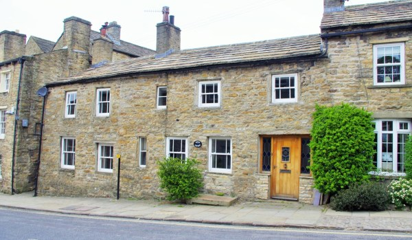 Property for sale in the Yorkshire Dales.