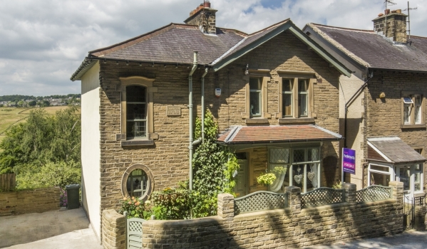 Detached house in Keighley