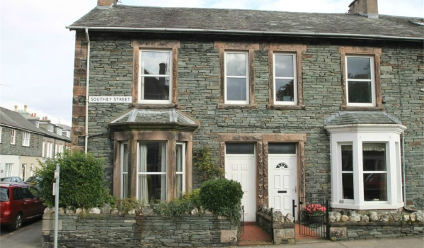 House for sale in Keswick.