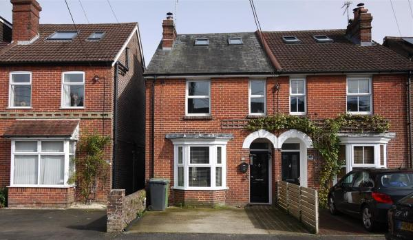 Property for sale in Petersfield.