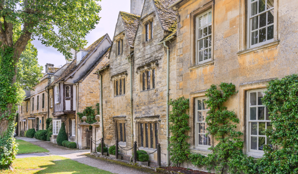 Period properties in Oxfordshire