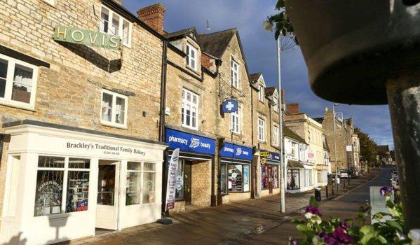 Shops in Brackley