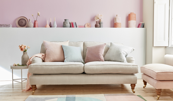 sofa.com's Bluebell two-and-a-half seat sofa