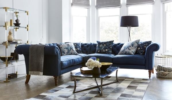 sofa.com's Oscar asymmetrical corner sofa