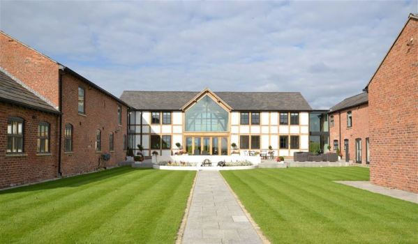 Enormous country house in Cheshire