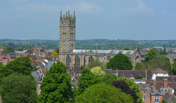 Saint Mary's Church, Warwick