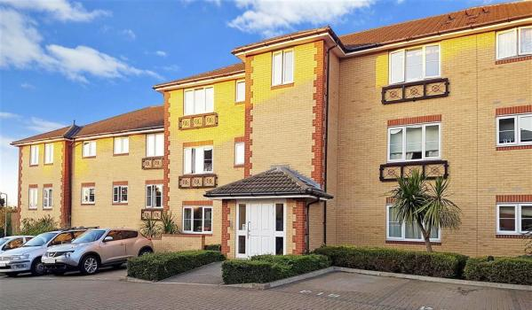 Modern flats in Clayhall