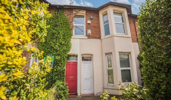 Terraced house in Heaton