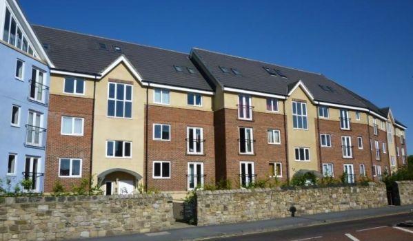 Modern flats in Heaton