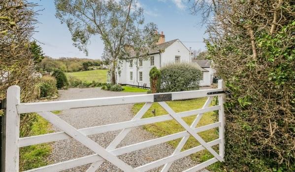 Detached house in Mostyn, Holywell, Flintshire