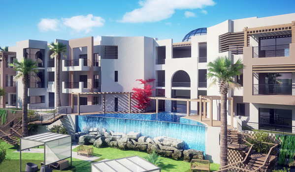 Flat for sale in Port El Kantaoui.