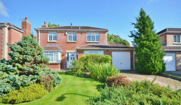 Detached house in Workington