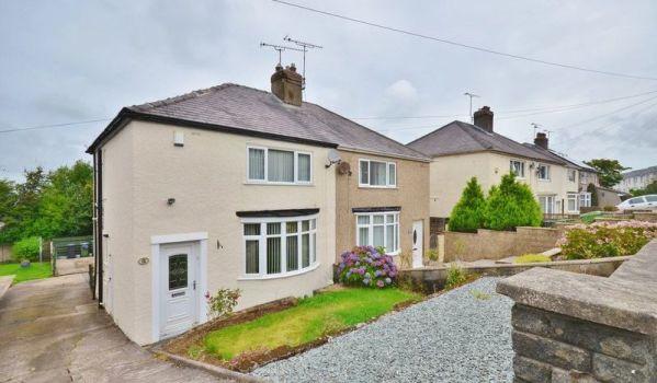 Semi-detached house in Workington