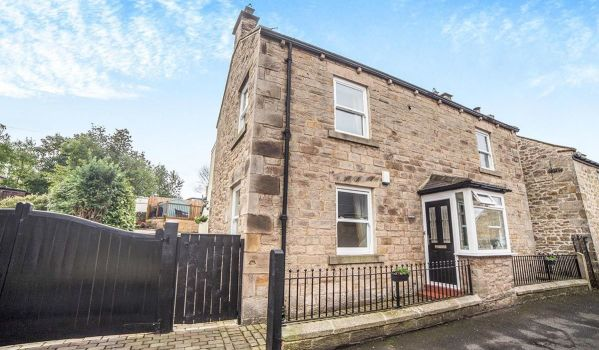 Stone house in Crawcrook