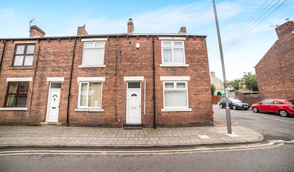 Terraced houses in Crawcrook