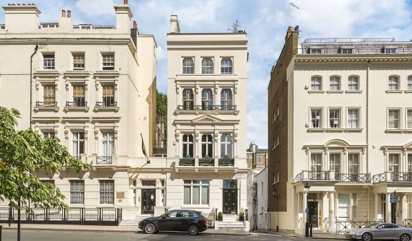 Townhouse in SW7