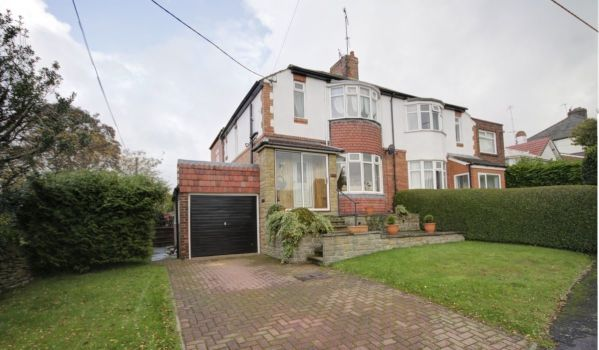 Semi-detached house in Consett