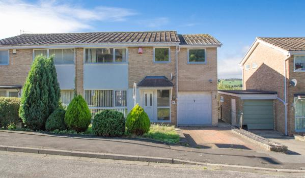 Family home in Consett