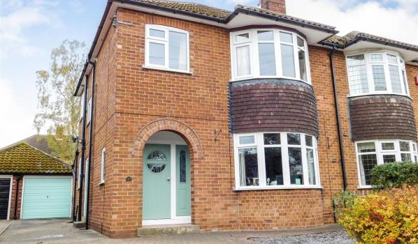 Semi-detached house in Harrogate