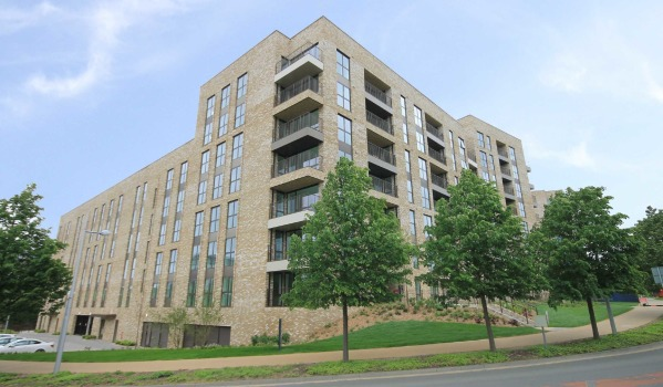 New-build flats in Acton