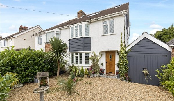 Semi-detached house in Chichester