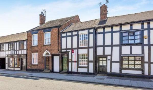 Property for sale in Nantwich.