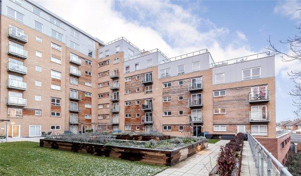 Modern flats in Basildon
