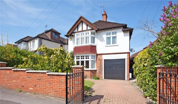 Detached house in Maidenhead