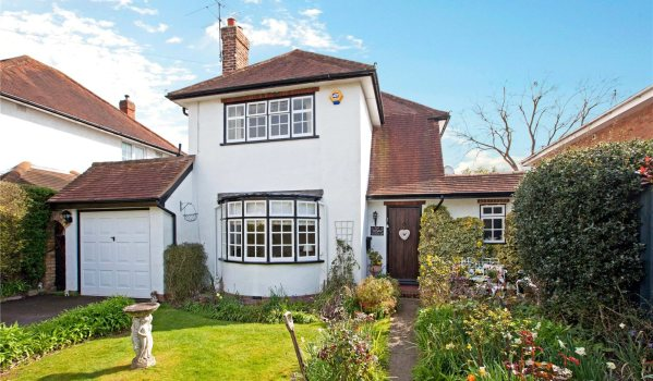 Detached house in Taplow