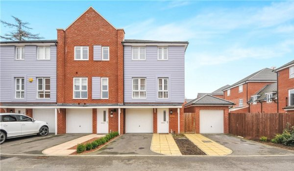 New-build home in Taplow