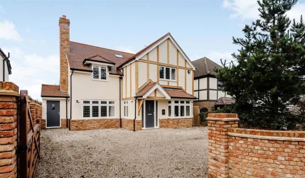 Detached house in Billericay