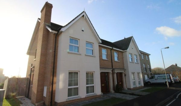Semi-detached new home in Lisburn