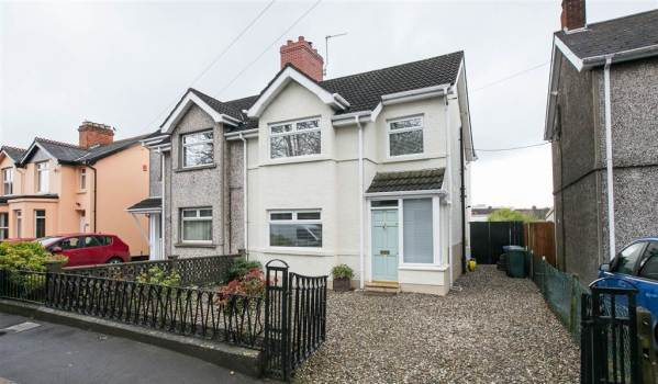 Semi-detached home in Lisburn